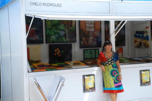 Feria Artes Plásticas- Baiona 2009