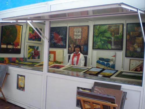 Feria a Coruña 2009