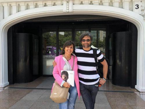 Con Jano Muñoz