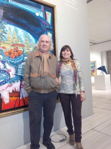Con José Mª Barreiro
